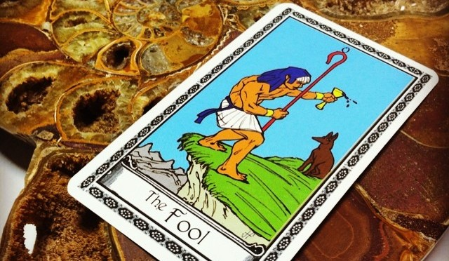 Fooling with the Deck: A DIY Journey Through the Tarot