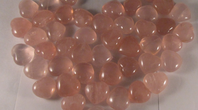 Rose Quartz Crystals – Exotic Varieties