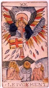 tarot judgment card