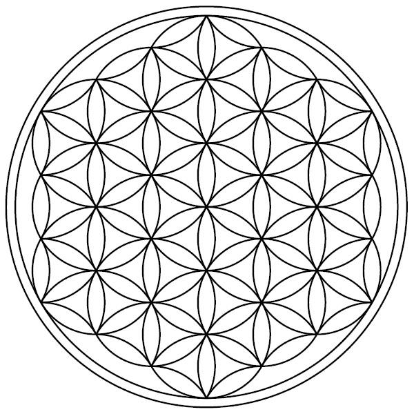"The names ""Seed of Life"" and ""Flower of Life"" are modern, popularized by the author Drunvalo Melchizedek in his workshops and books on sacred geometry since ..."