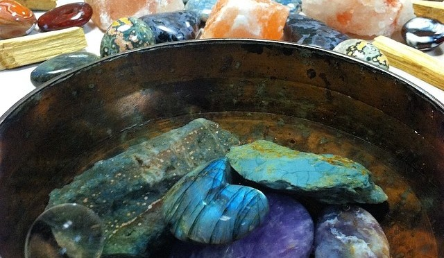 She Said: My 5 Favorite Crystal Healing Techniques