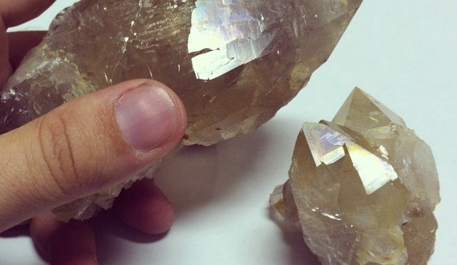 Land of the Sky: North Carolina Quartz