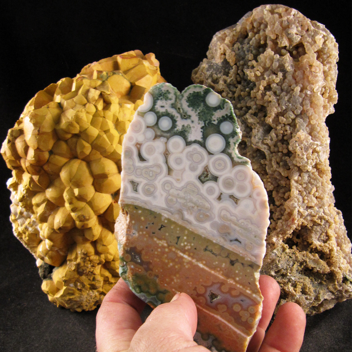 The Metaphysical Properties of Ocean Jasper®