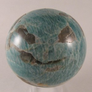See this smirky guy and other amazonite by clicking the photo.