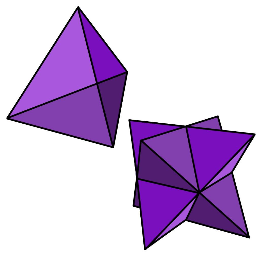 tetrahedronstellatedoctahedron